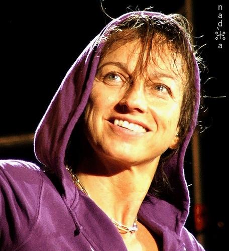 Gianna Nannini is an Italian singer-songwriter and musician. Born in Siena #TuscanyAgriturismoGiratola