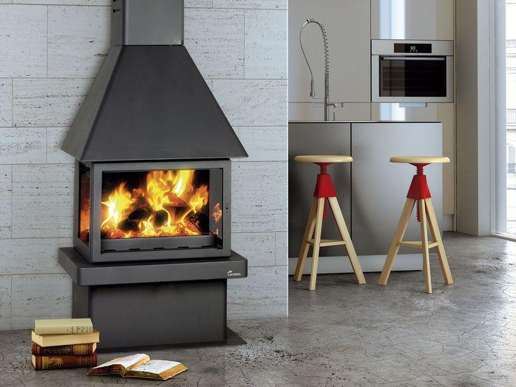 Sistemas de calor para el hogar de Jorge Fernández #Chimenea #decoración #diseñointerior