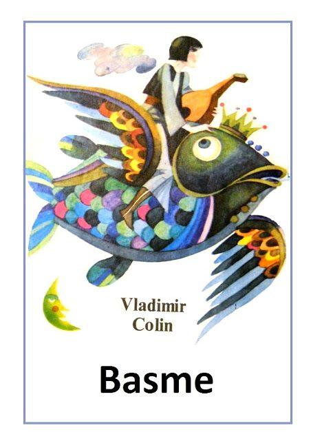 Val Munteanu - Basme illustrations