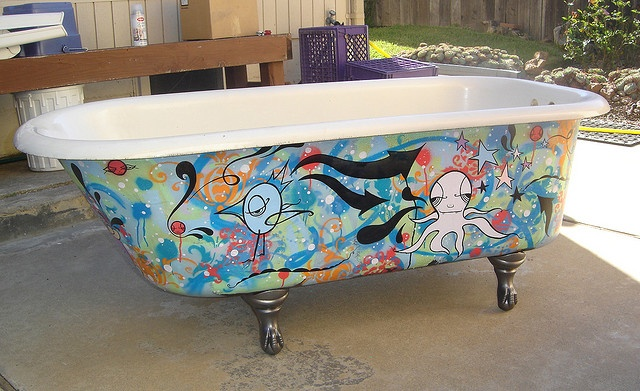 8 best bathroom ideas images on pinterest bathroom for Garden tub vs standard tub