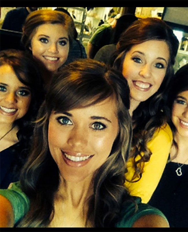 Jill Duggar: Facebook / TheKnot.com OH MY WORD THEY ARE ALL SOOO PRETTY!!!