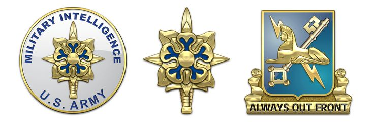 Military Insignia 3D : U.S. Army Branches: Insignia and Plaques