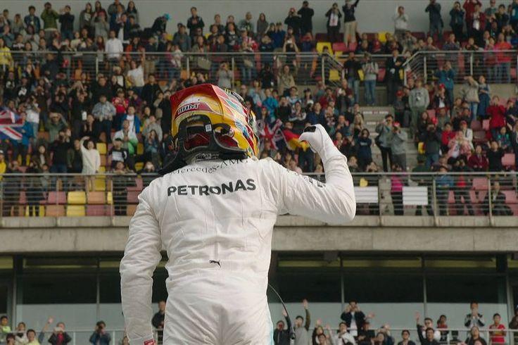 【動画】 F1 中国GP 予選 ハイライト  [F1 / Formula 1]