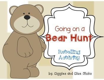 This freebie is a story telling sequencing activity! Students color and cut out settings from the story. Then glue to a sentence strip to retell the story.  ENJOY!!