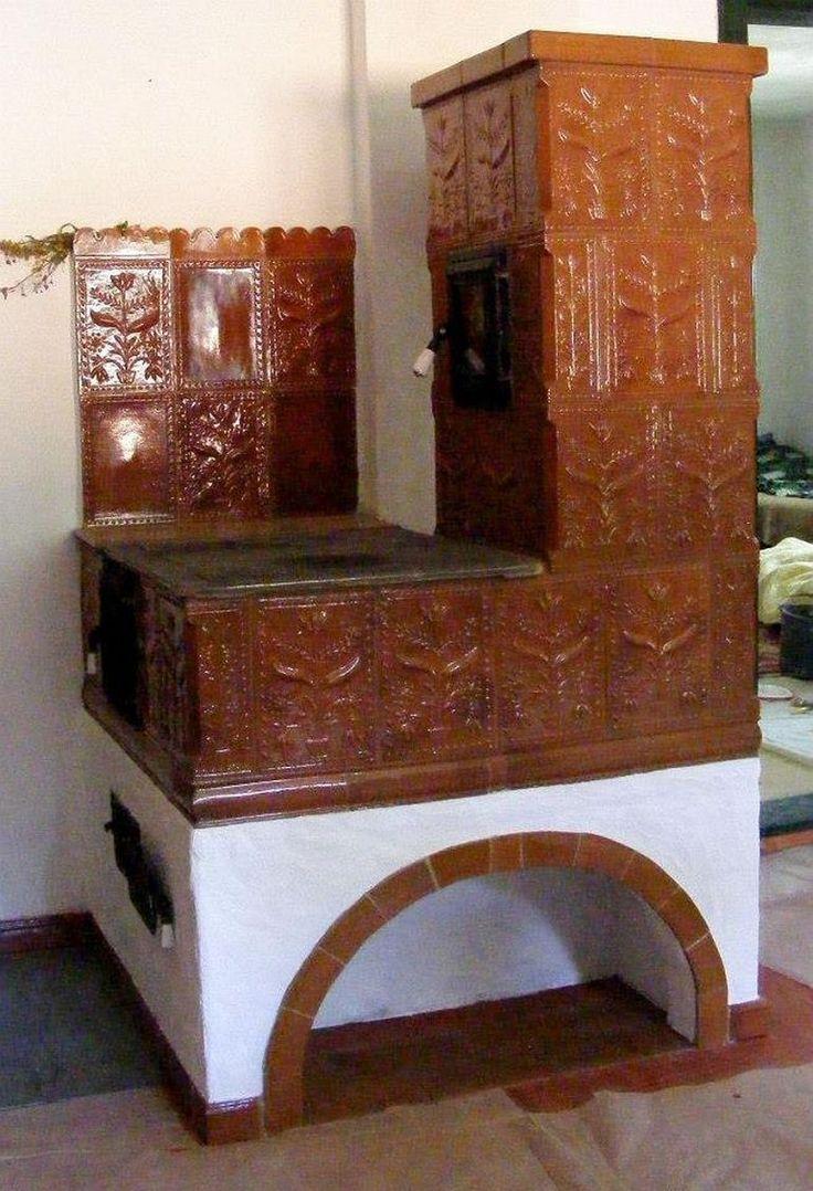 adelaparvu.com despre sobe, semineuri, gratare cu cahle de teracota si cahle pictate, Design AMRITA, Tg Secuiesc, Romania (53)
