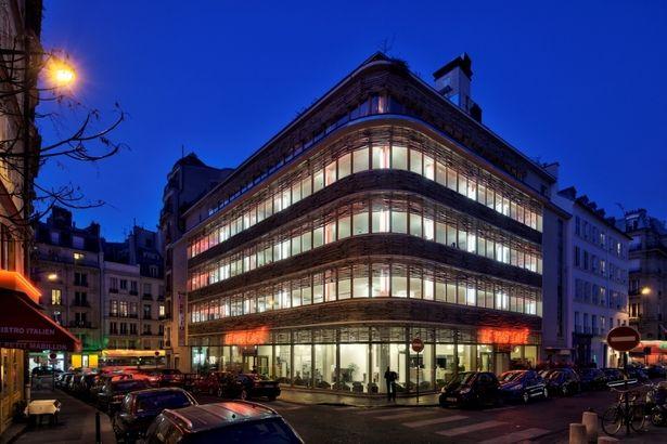 Cafeteria Mabillon | Architecture Patrick Mauger | Photo: Delangle | Archinect