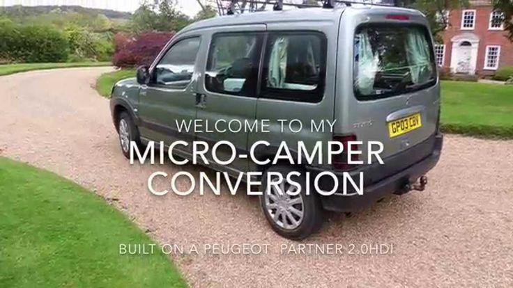 How To Build A Cheap Micro Campervan | All about van ...