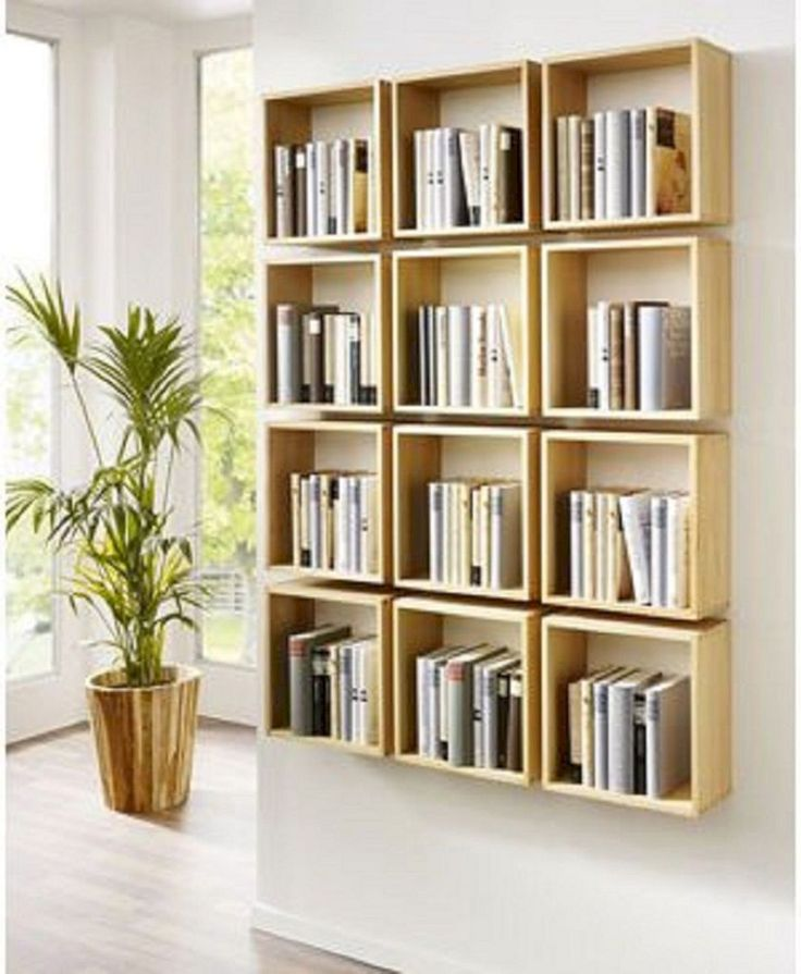 15 awesome bookshelves design ideas to beautify your