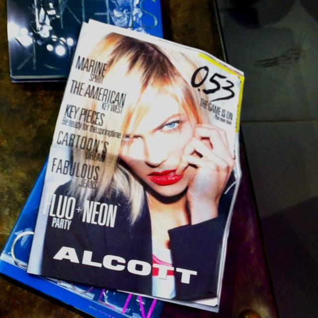 #fashion Alcott Magazine