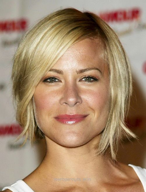 Lovely square faces hairstyles for short hair Short Hairstyles for Square Faces and Fine Hair  The post  square faces hairstyles for short hair Short Hairstyles for Square Faces and  ..