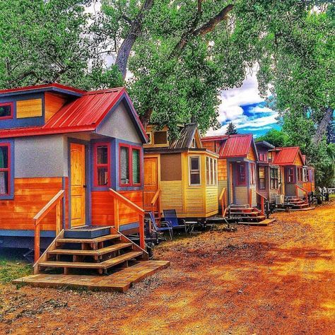 The Wee Casa Tiny House Hotel In Lyons Co