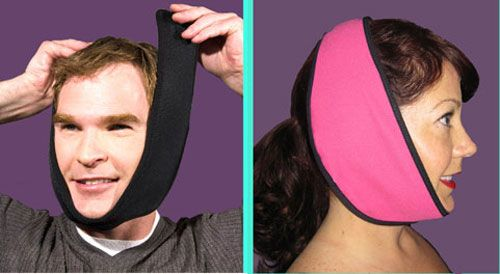Face Caddy for Migraines, TMJ, Oral Surgery, Sinus Pain and more