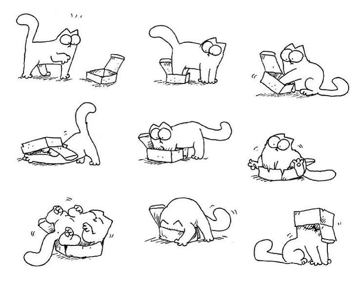 I heart Simon's cat soooo much!