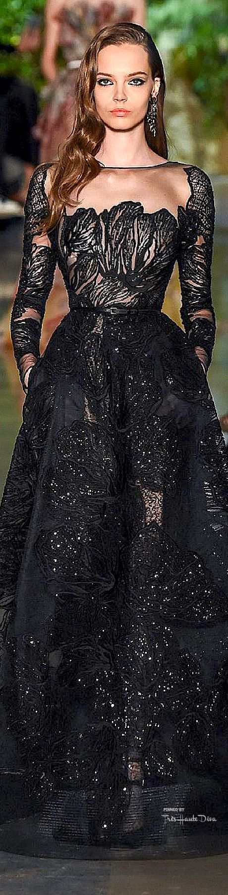 Elie Saab Spring 2015 Couture ♔THD♔