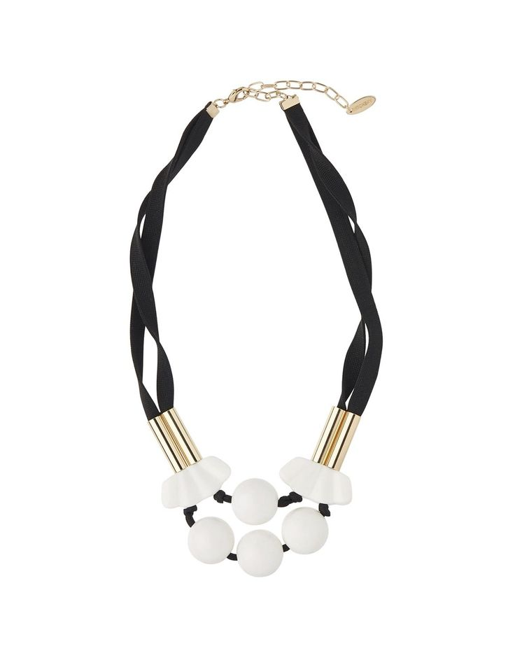 Deco Tube Necklace