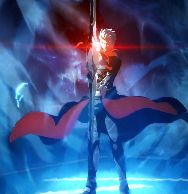 Fate/stay night: Unlimited Blade Works - Episode 3 Archer