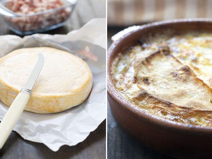 Receta de cómo hacer paso a paso Tartiflette au Rebochon, una receta francesa perfecta para los que aman el queso ¡Puébala!