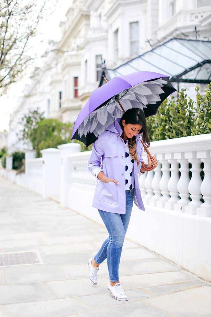 Rainy Day Lookbook | Fashion Inspiration | Rainy day ...