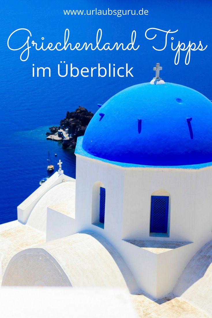 Wer einen Urlaub in Griechenland plant, kann von einer Gut-Wetter-Garantie im Sommer ausgehen. Doch das ist nicht der einzige Grund, warum wir dieses Land so gerne ansteuern. Sowohl die griechischen Inseln als auch das Festland überzeugen uns jedes Jahr aufs Neue. Um Griechenland auf einen Blick kennen zu lernen, habe ich euch einen Übersichtsartikel zusammengestellt.