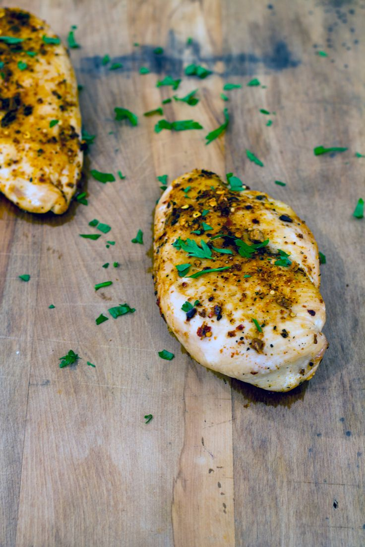 9. Peri Peri Beer-Soaked Chicken #greatist http://greatist.com/health/healthy-exciting-chicken-breast-recipes