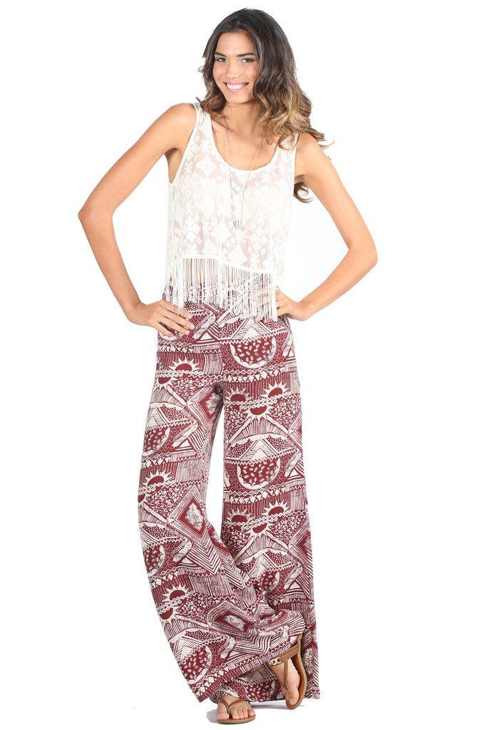 Downtown Rebel Pants