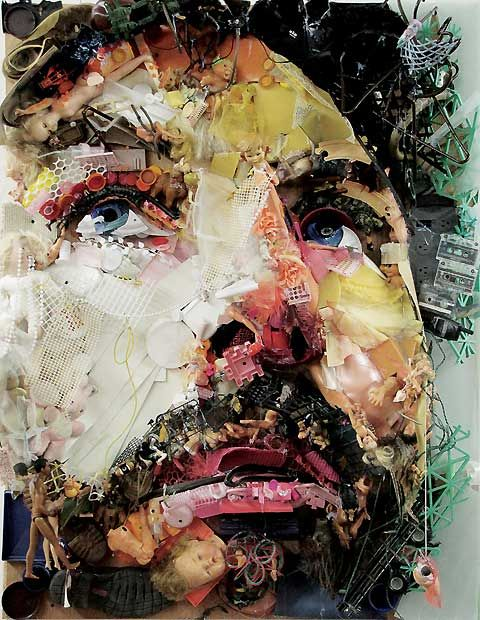 Tom Deininger creates stunning art from trash » Lost At E Minor: For creative people