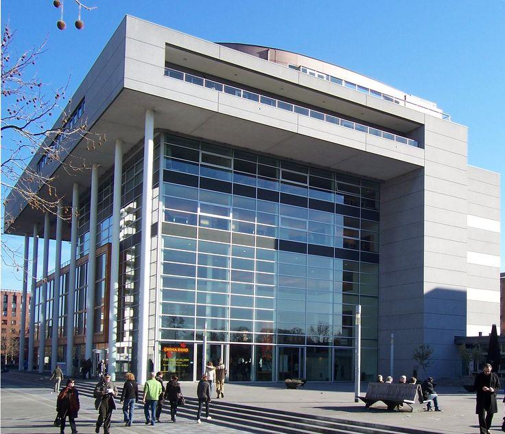 Centre Ceramique Maastricht Bibliotheek