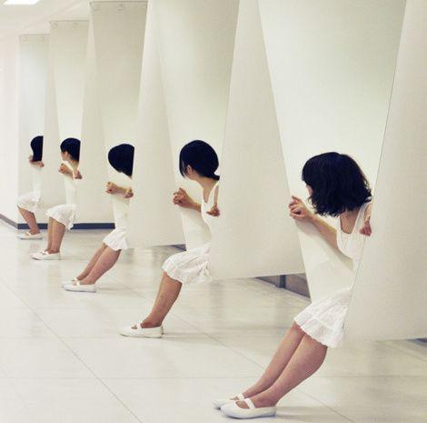 sièges-hamacs de Ryuji Nakamura