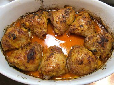 Best paleo chicken thigh recipe I have ever had!