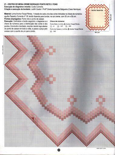 Ponto Reto Hardanger Nº56 - ANA - Веб-альбомы Picasa
