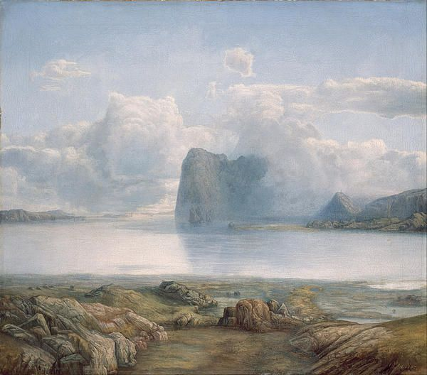 Island Borgoya  Lars Hertervig