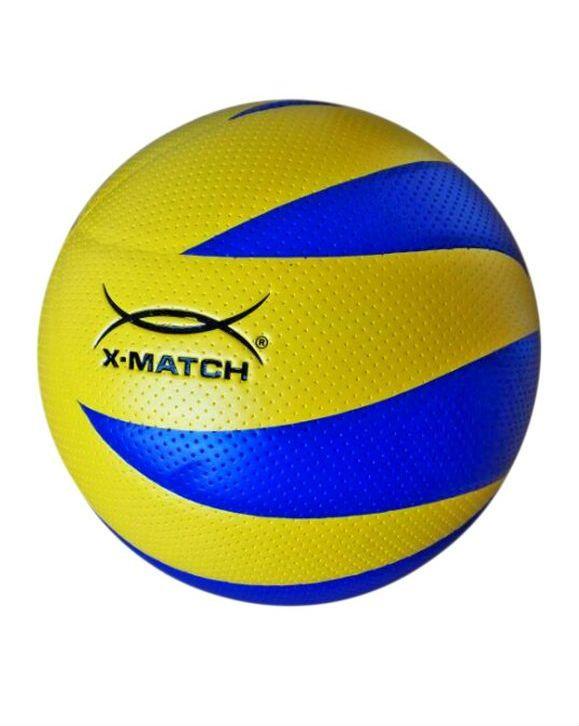 X-Match волейбольный сине-желтый