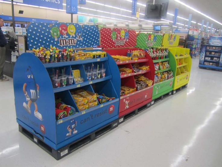 All Aboard the M\u0027S Express - Competitive Watch - Supermarket Chain |Grocery Chain | Grocery & 11 best Walmart Displays images on Pinterest | At walmart Walmart ...