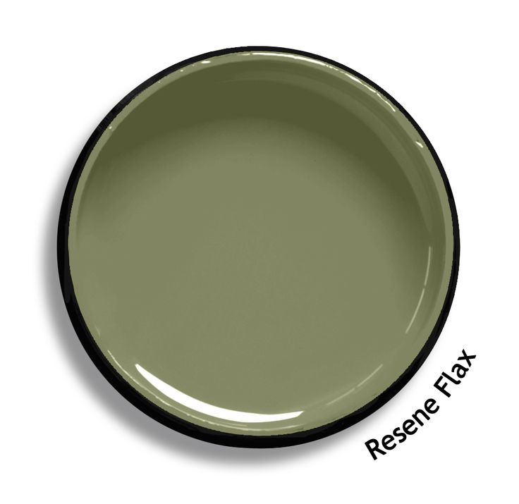 Resene Flax Is A Shy Earthy Green Versatile And Peaceful