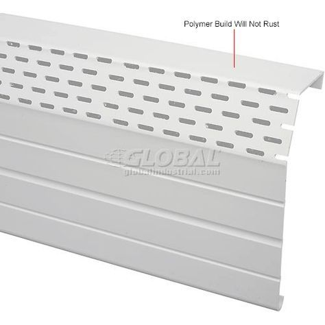 Heaters | Baseboard Covers | Neatheat 6 Ft. Hot Water Hydronic Baseboard Cover - NH6 | B1529619 - GlobalIndustrial.com
