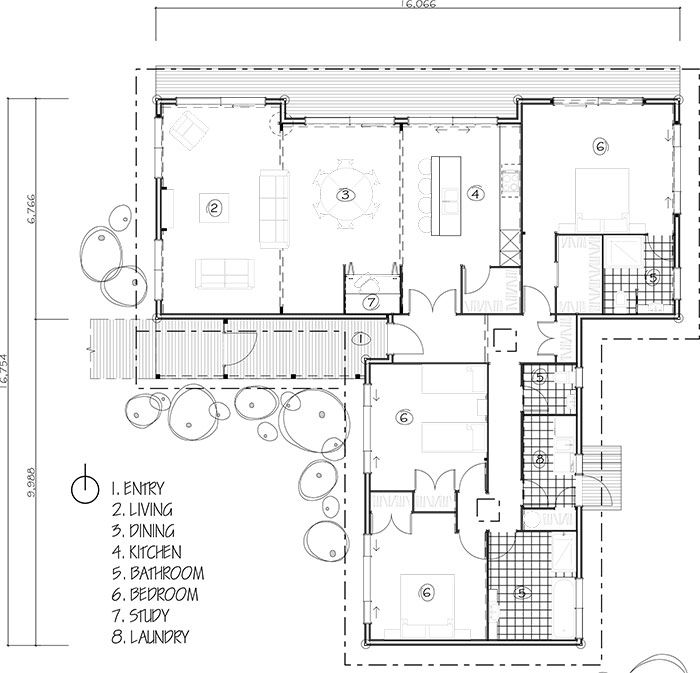 Timber Floor Plans: 250m2 Images On Pinterest