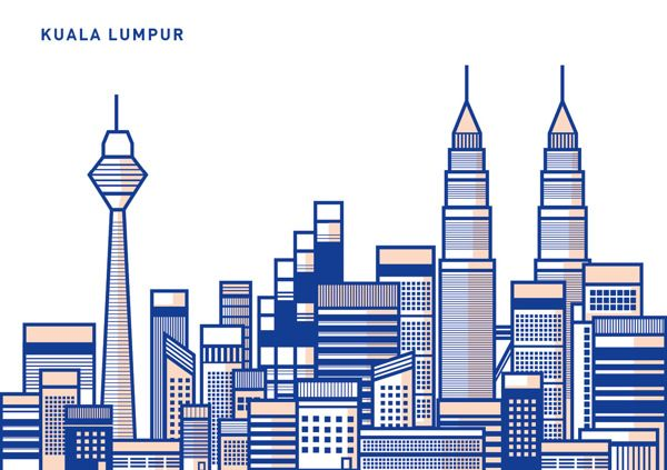 The Skyline Framework | Abduzeedo Design Inspiration