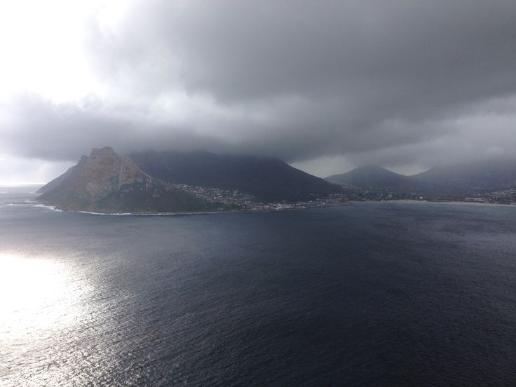 Houtbaai. Capetown.
