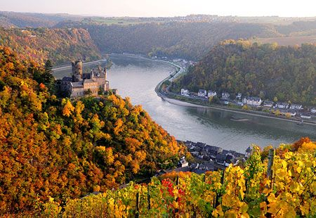 Germany Rhine River