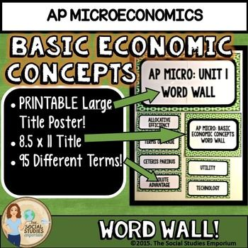 microeconomics basic concepts Studying about microeconomics and its concepts is essential for the preparation of any government recruitment exam if you are preparing for any exams like ssc cgl, ssc cpo, ssc mts, ibps po, ibps rrb, etc then you can go through this article on the concepts of microeconomics and study about it in details.