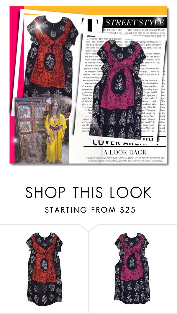 Bohemian Batik Print Kaftan House Dress by baydeals on Polyvore  http://stores.ebay.com/mogulgallery/CAFTANS-/_i.html?_fsub=665713919&_sid=3781319&_trksid=p4634.c0.m322