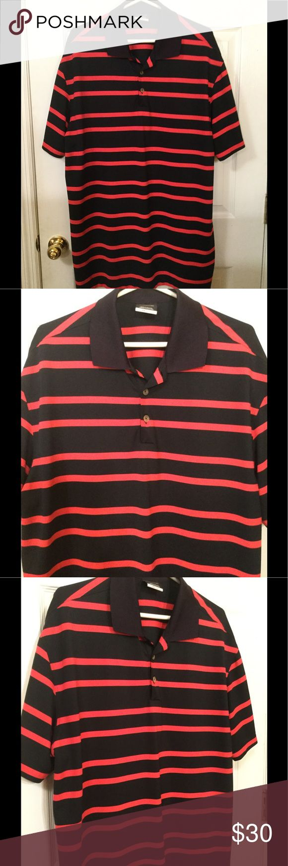 """Nike Golf Men's XXL Dri fit shirt New without tags..New without tags..measures 25"""" armpit to armpit...10"""" sleeve..32"""" length..100% Polyester Nike Golf Shirts Polos"""