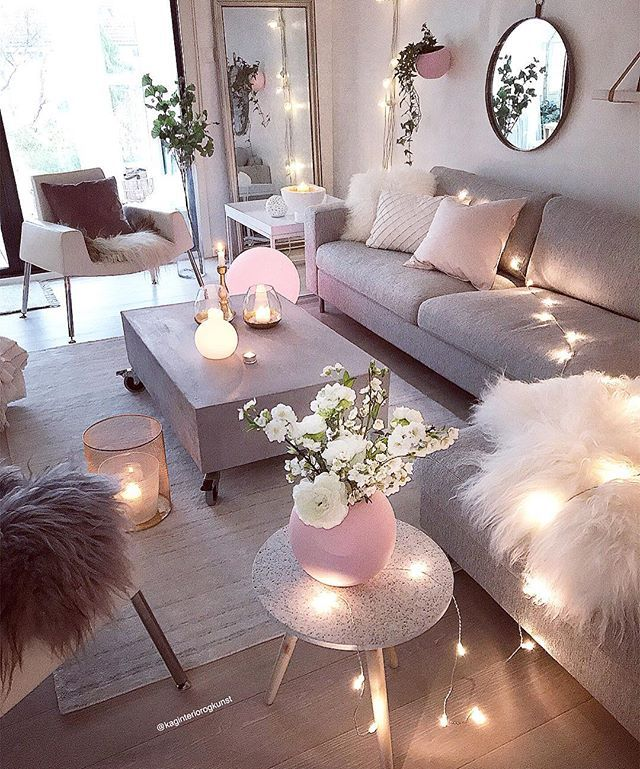 27 Ideas Inspiradoras Para Decoracion De Salas Modernas 2019 Decor Home Living Room Living Room Decor Apartment Living Room Decor Cozy