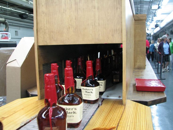 Bourbon Tour 2: Wild Turkey and Maker''s Mark    The Paupered Chef
