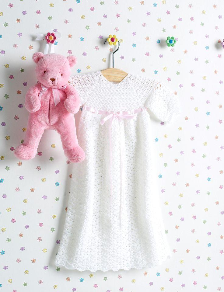 475 besten Crochet♡Baby♡Dresses Bilder auf Pinterest | Kinder ...