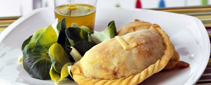 Calzoni di pollo al rosmarino | Sale&Pepe