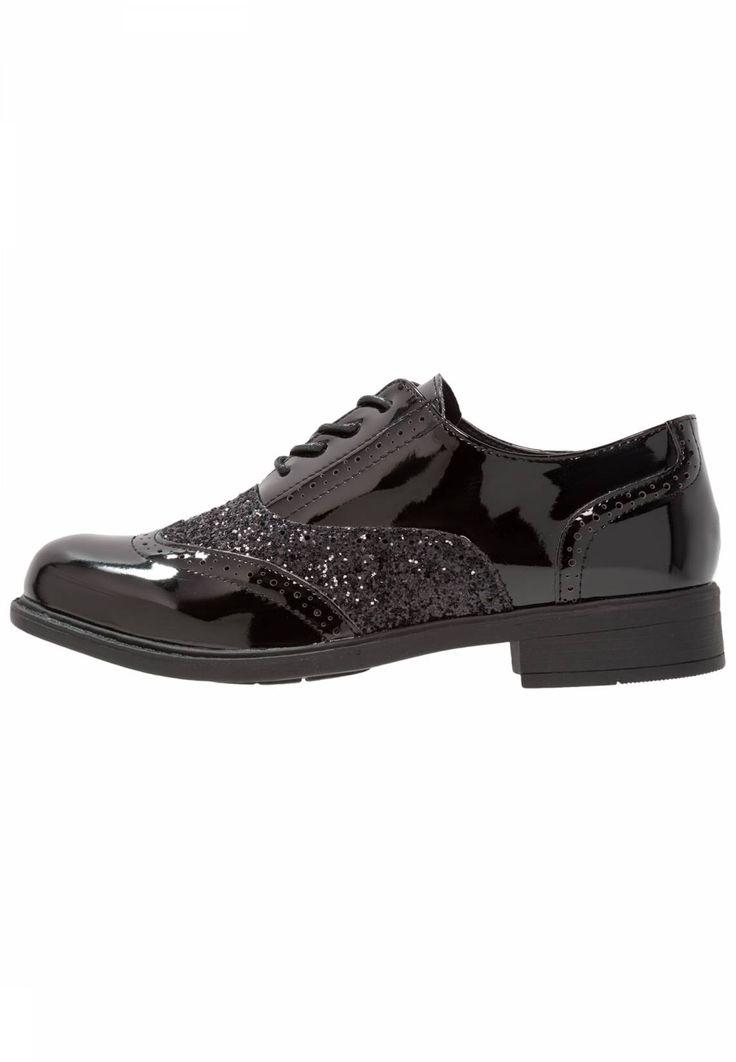 Chaussures Divine Factory Derbies - noir noir: € chez Zalando (au Livraison  et retours gratuits et service client gratuit au 0800 915