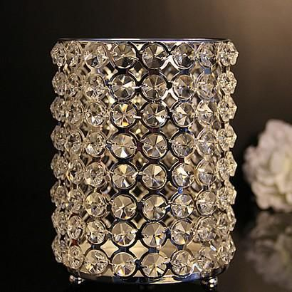 Verdici Design crystal candle holder