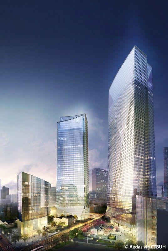Center 66 Office 3 - The Skyscraper Center