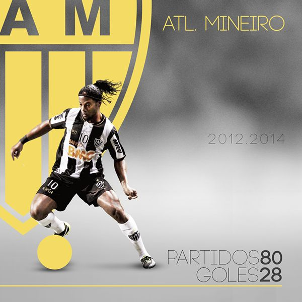 Ronaldinho on Behance